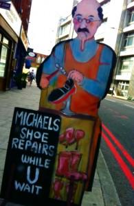 Michaels Shoe Repairs - photo