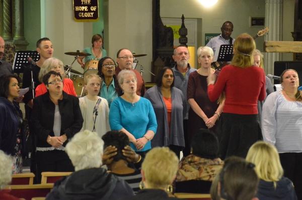 Kennington choir