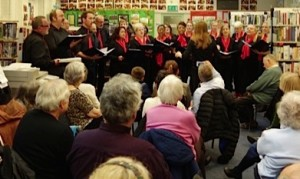 party-2016 Kennington Community Choir