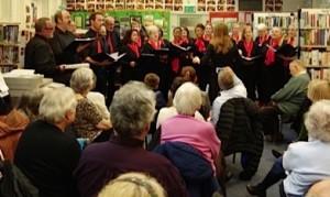party-2016 Kennington Community Choir
