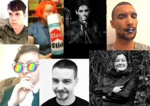 Queer Alphabet Soup - LGBT+ Spoken Word - 19th February 2019 7pm